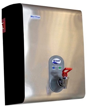 E-Boil Wall-Mounted Water Boiler, Stainless Steel 20L