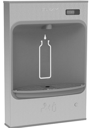 Elkay EMASMB Surface Mounted Bottle Filling Station